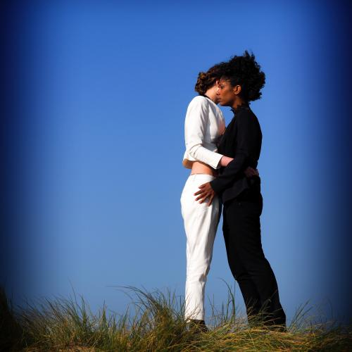 Mariage lbgt photo de couple gay en Normandie